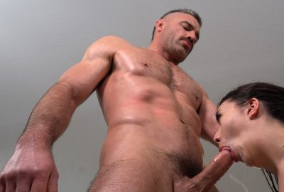 Young/Old Blowjob Action